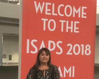 Στο παγκόσμιο Συνέδριο πλαστικής χειρουργικής 2018